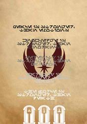 True Jedi Code by PadawanSerg