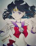 Sailor Saturn 2