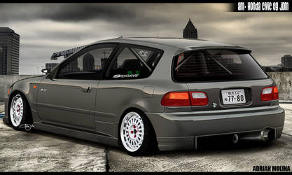 AM Honda Civic Eg JDM
