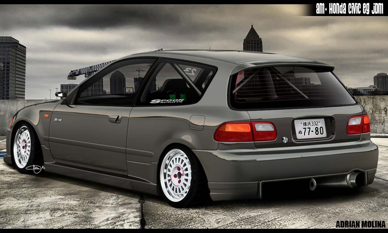 what wheels are these jdm ek9 honda civic type. Black Bedroom Furniture Sets. Home Design Ideas