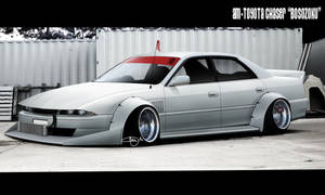 Am Toyota chaser 'bosozoku'