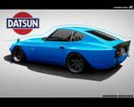 Am Datsun Fairlady Z