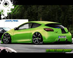 AM-Renault Megane 'SHOWCAR'2