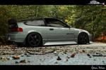 AM Honda CRX 'TOUGE'