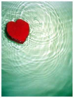 sailing heart by rike