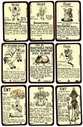 Homemade Munchkin Door Cards