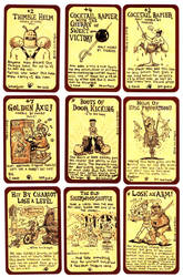 Munchkin Treasure cards