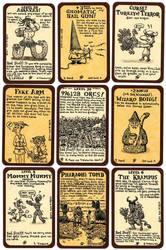 2011 Munchkin cards 2