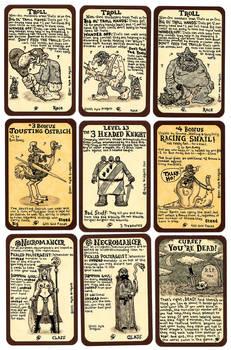 2011 Munchkin cards 3