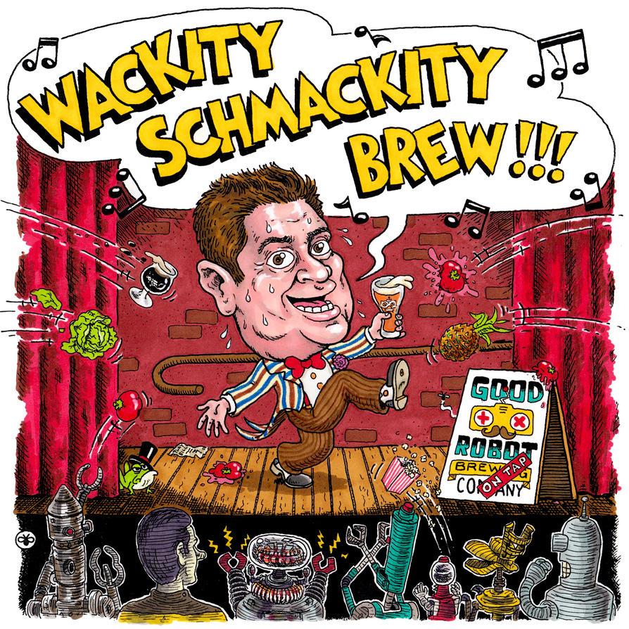 Wackity Schmackity Brew!!! by goodbunny2000