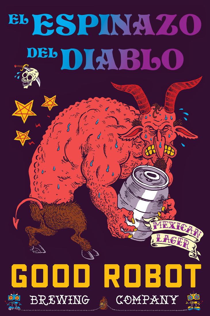 El Espinazo Del Diablo by goodbunny2000