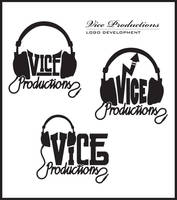 Vice Productions logo design by naasson
