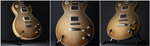 Gibson Les Paul by Uzgurugalo