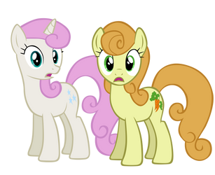 Golden Harvest and Twinkleshine by Tardifice
