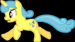 Lemon Hearts running