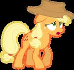 Applejack dizzy