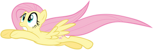 Fluttershy dolphin dive