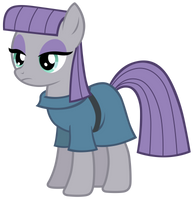 Maud Pie by Tardifice