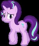 Starlight Glimmer walks away from Twilight