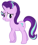Starlight Glimmer walks away from Twilight