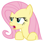 Fluttershy is angry