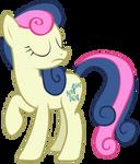 Sweetie Drops turning away from Lyra Heartstrings