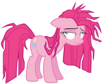 Pinkie depressed with ruined makeup