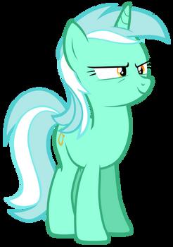 Foals still confused by Twilight's behavior - Lyra