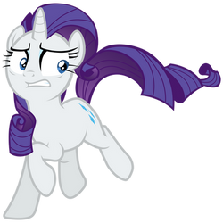 Rarity evades Sombrafied friendship students
