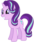 Starlight Glimmer grinning happily