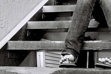 Happy Feet by Manlarr