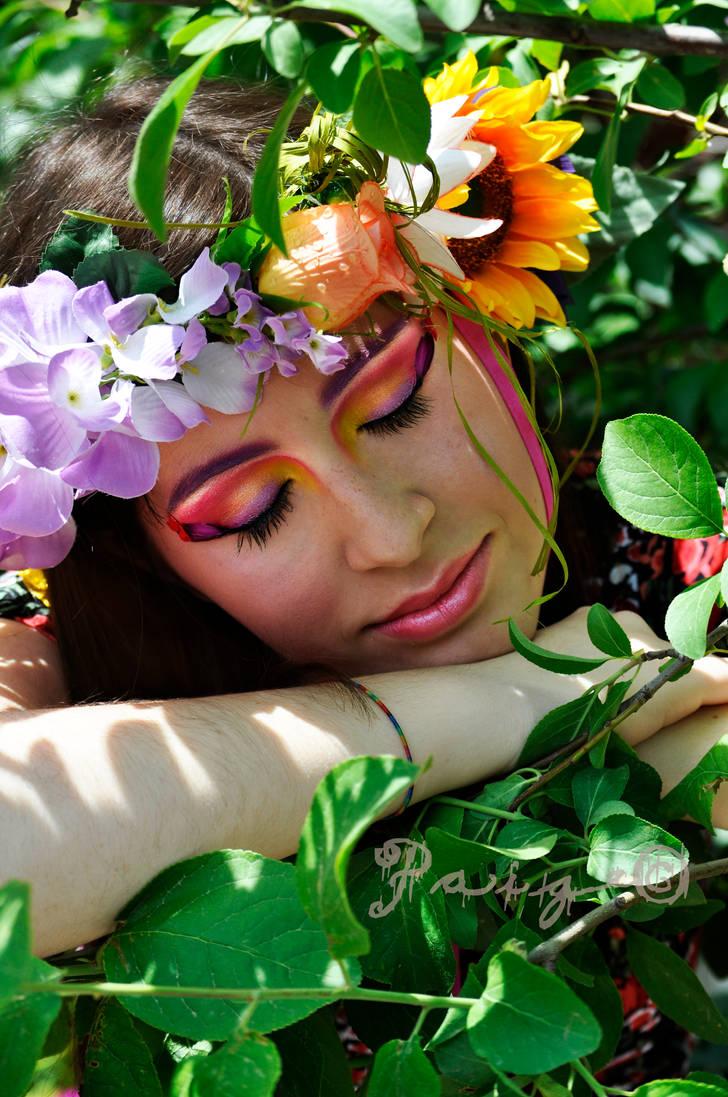 Quiet Sleeping Beauty