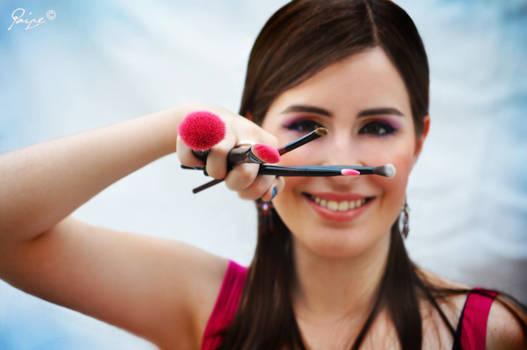 Make up Artist Portrait