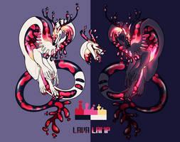 [VIDO] Lava Lamp Auction! (Closed!) by notecardPasta