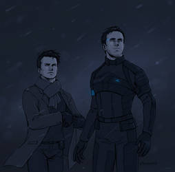 Reed900 reverse au by Olivia313