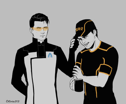 Reed900 AU cross Mass effect 3