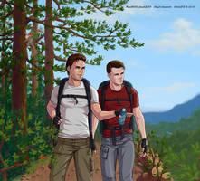 Reed900 week2019 Day3: vacation