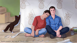 Reed900 week2019 Day4: Family life
