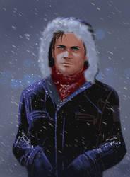 Gavin Reed snow