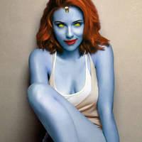 Mystique by psychegirl
