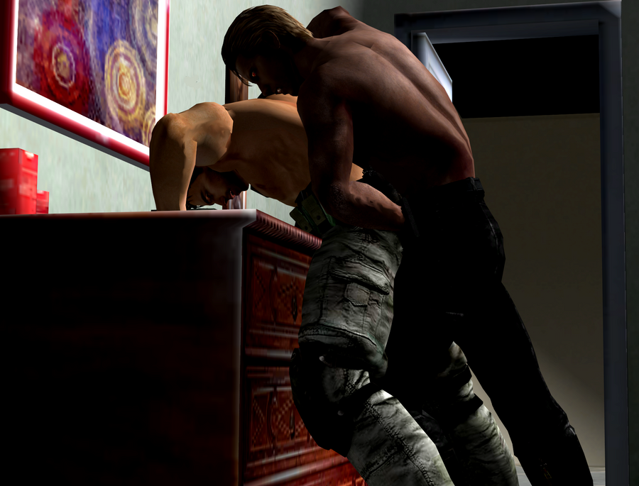 Resident Evil Gay Collection