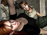 Jill and Rebecca ID