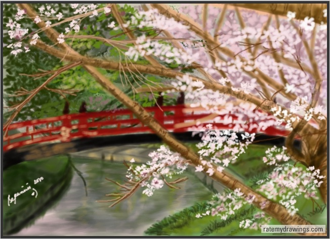 Red Bridge by befanini