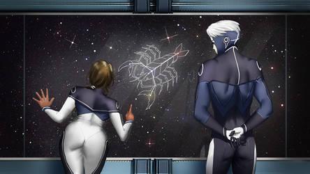 Stargazing by mongdej