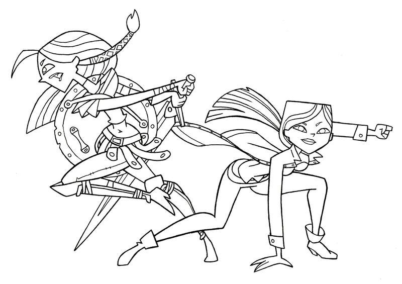 Vk Heather Lindsay Pencils By Tdi Exile On Deviantart