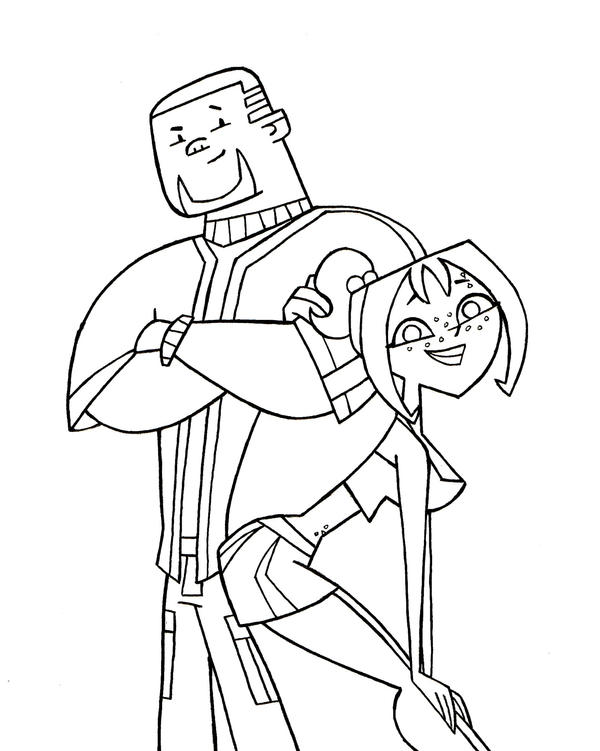 duncan tdi coloring pages - photo#15
