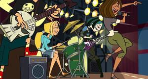 TDI Rockband by TDI-Exile