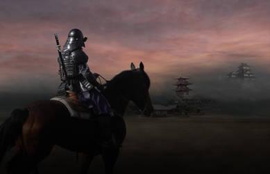 Samurai by ondraedan