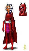 Ahsoka Tano in Armor