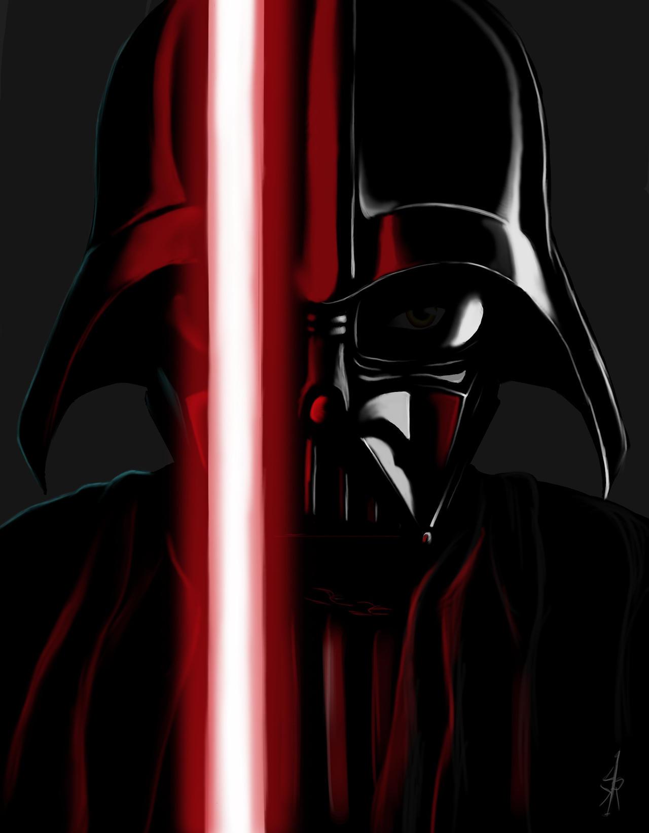 Darth Vader by Raikoh-illust